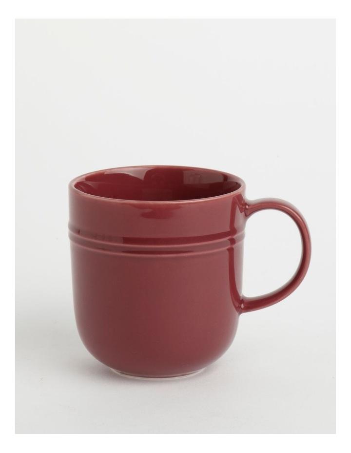 Avenue Mug in Crimson image 1