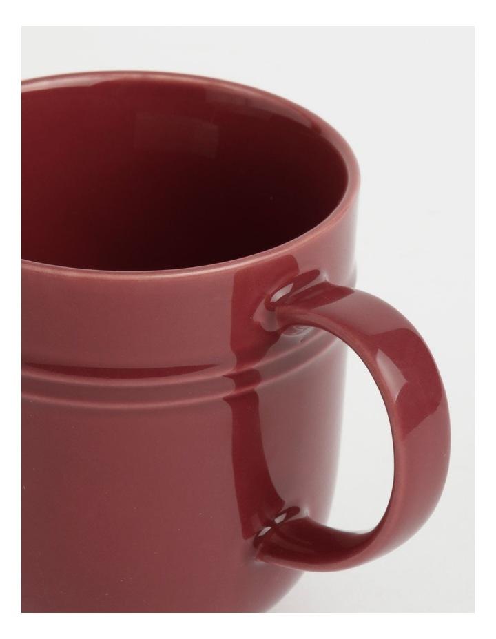 Avenue Mug in Crimson image 2
