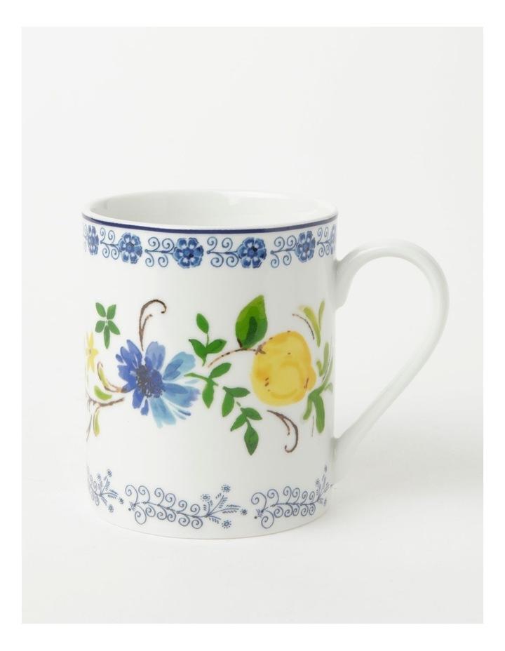 Heritage Lemon Vertical Print Mug image 1