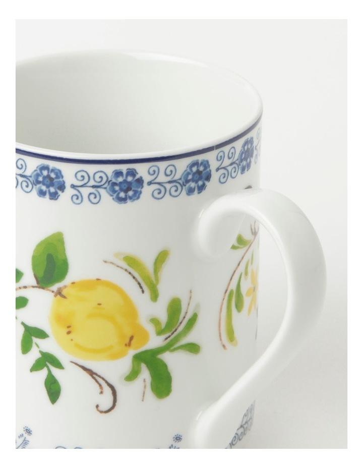 Heritage Lemon Vertical Print Mug image 2