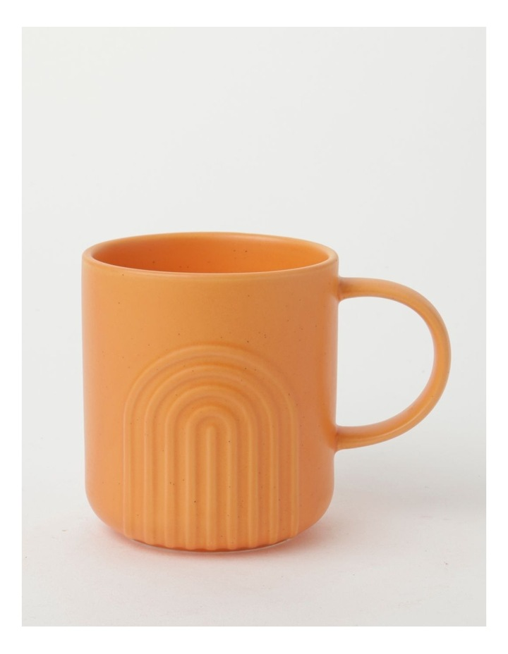Arch Mug Terracotta image 1