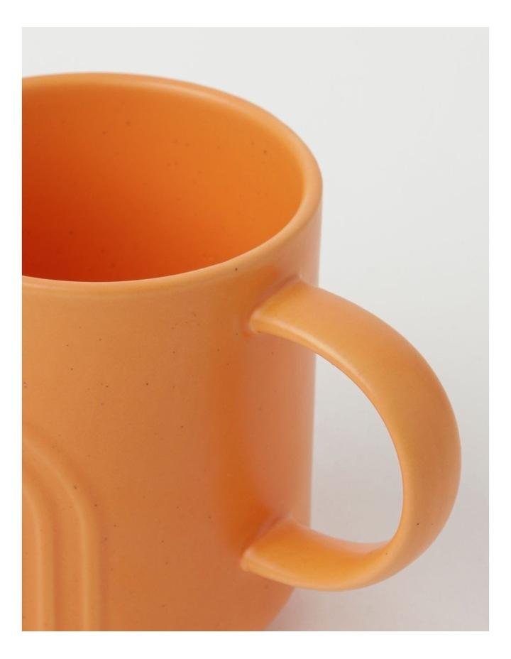 Arch Mug Terracotta image 2