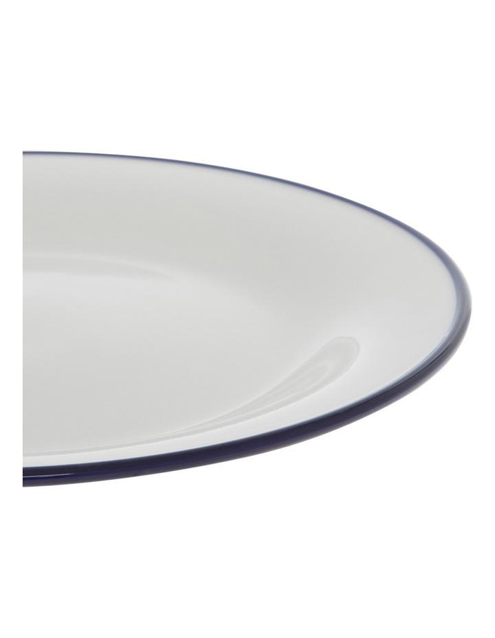 Indigo Rim 28cm Dinner Plate image 2