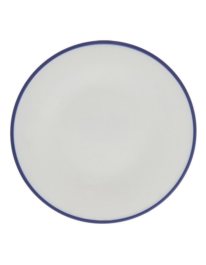 Indigo Rim 22cm Side Plate image 1