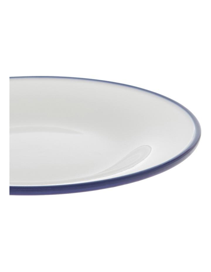 Indigo Rim 22cm Side Plate image 2