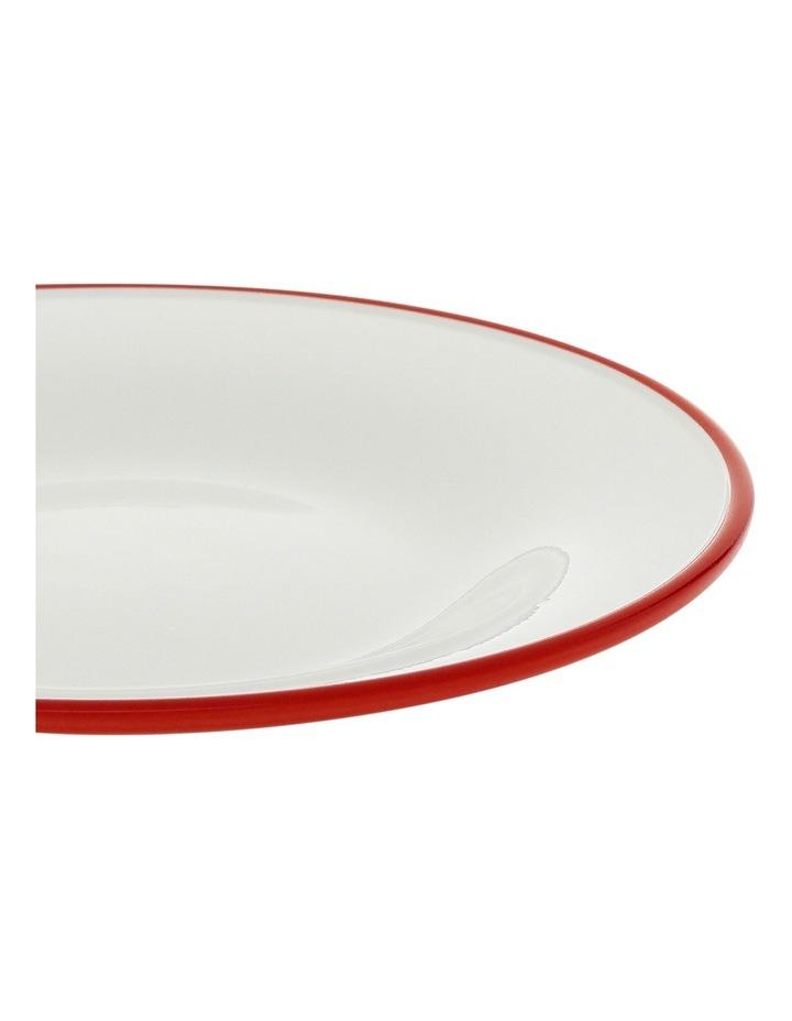 Garnet Rim 22cm Side Plate image 2