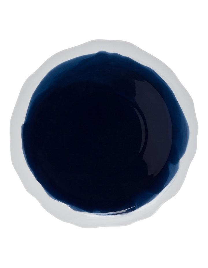 Bligh Watercolour Blue 30cm Plate image 1