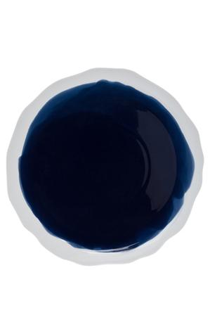 Australian House & Garden - Bligh Watercolour Blue 30cm Plate