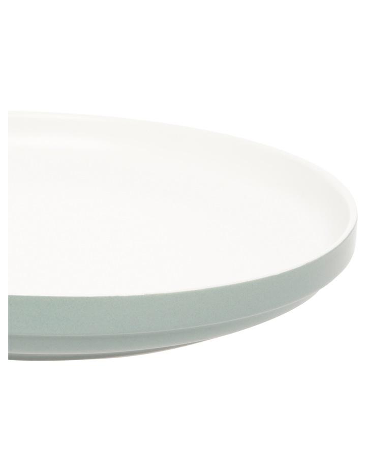 Oslo Dinner Plate 26.4cm Sage image 2