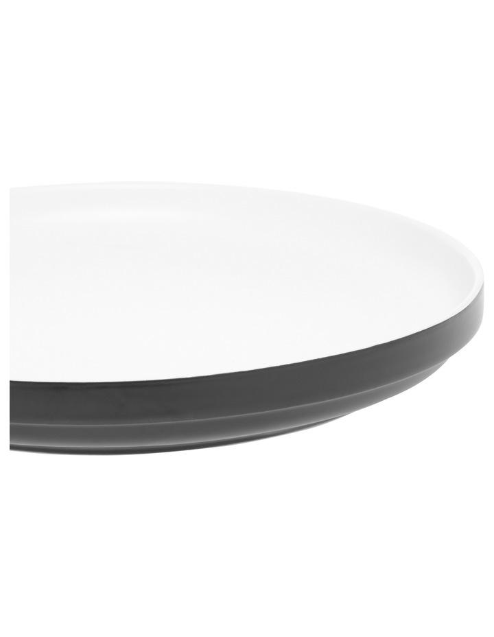 Oslo Dinnerplate Black image 2