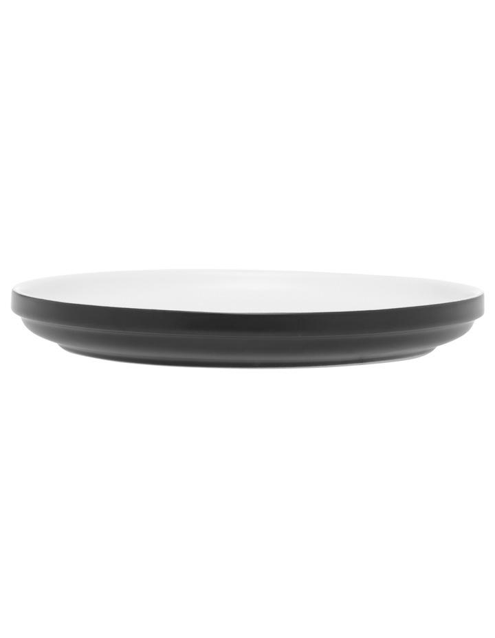 Oslo Side Plate 21.4cm Black image 1