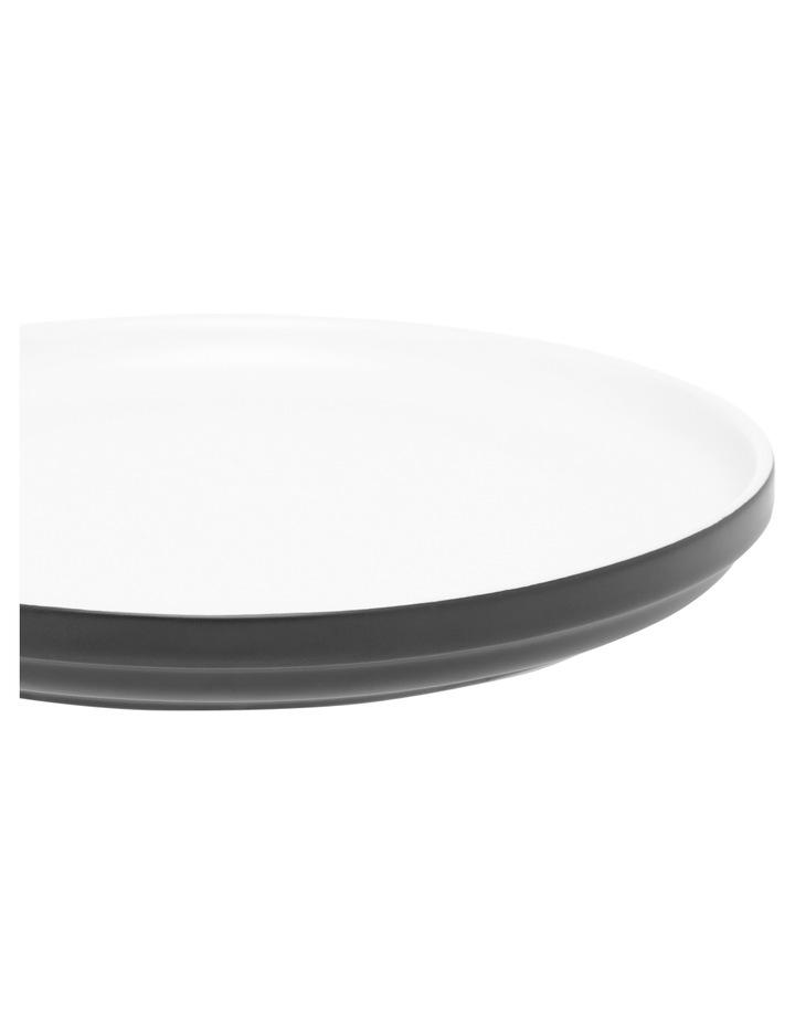 Oslo Side Plate 21.4cm Black image 2