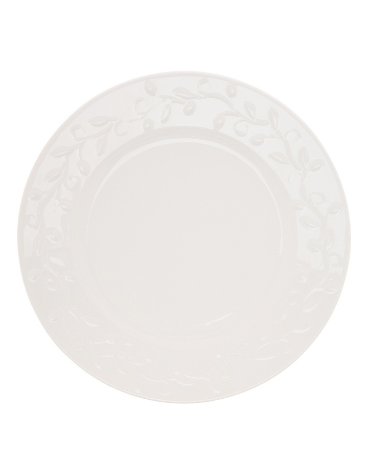 Olivia Earthenware Dinner Plate 27cm image 1