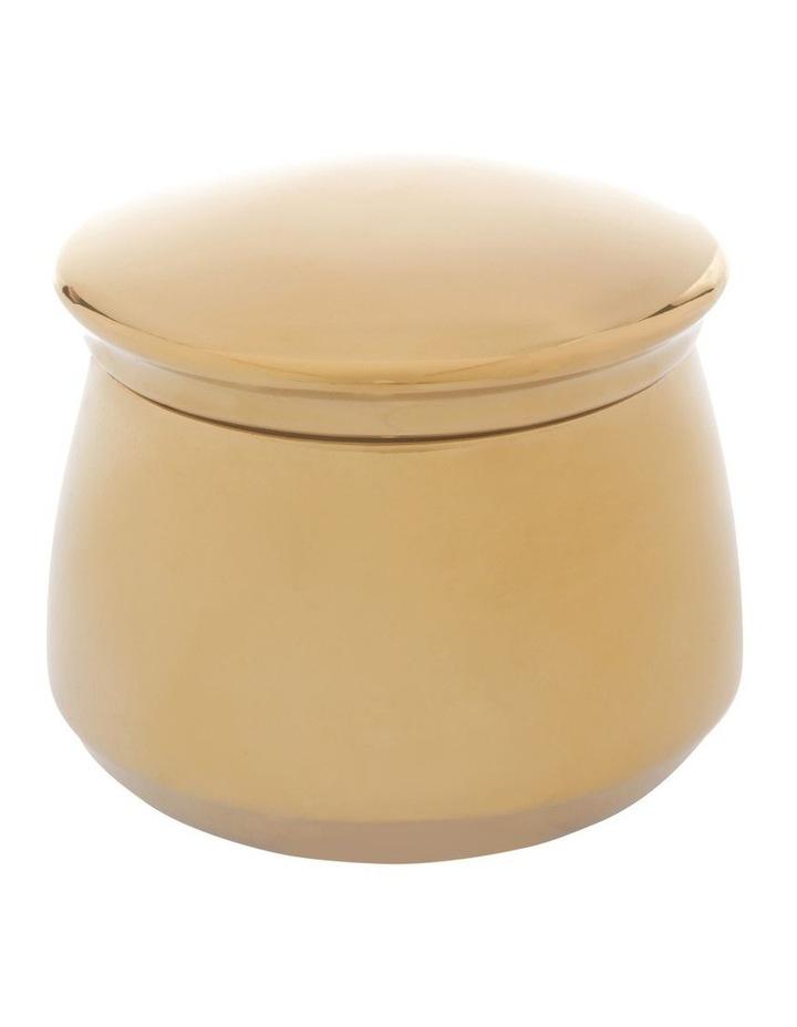 Opulence Sugar Pot - Gold image 1