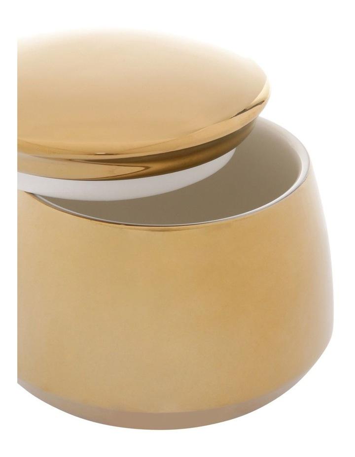Opulence Sugar Pot - Gold image 2