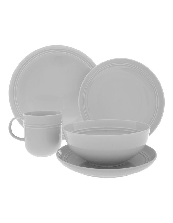 Avenue Dinner Plate Grey 27cm image 2