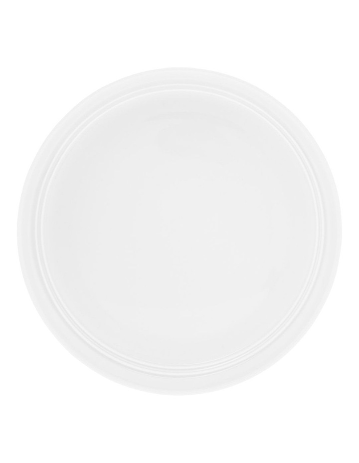 Avenue Dinner Plate White 27cm image 1