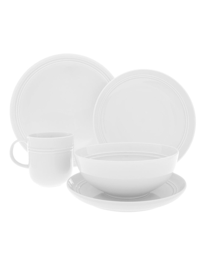 Avenue Dinner Plate White 27cm image 3