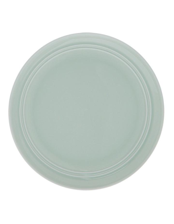 Avenue Side Plate Green 20cm image 1