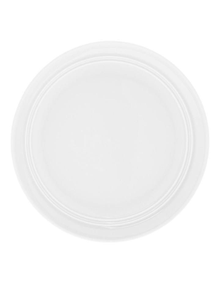 Avenue Side Plate White 20cm image 1