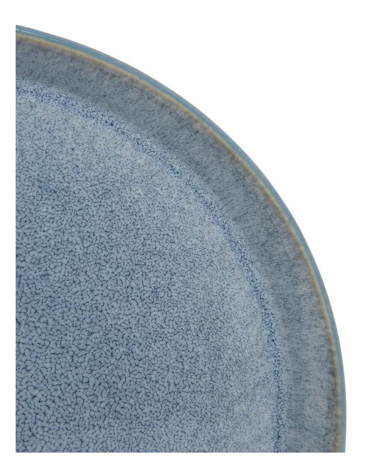 Pale Blue Esperance Dinner Plate 27.5cm image 3
