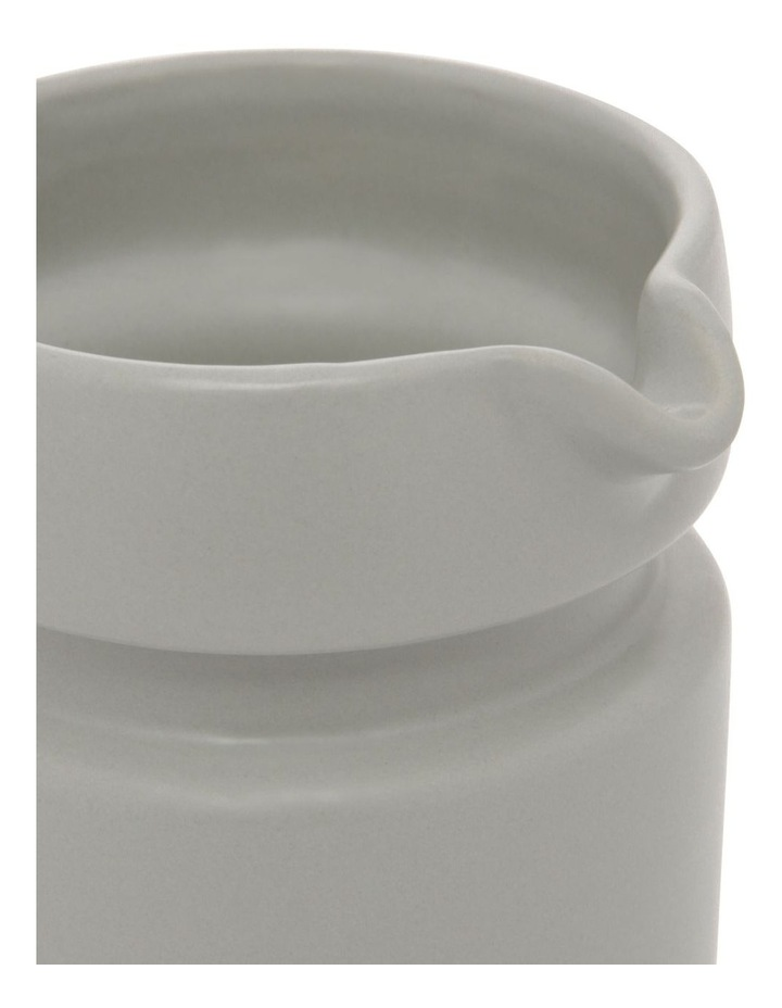 Desert Bloom Creamer in Grey image 2