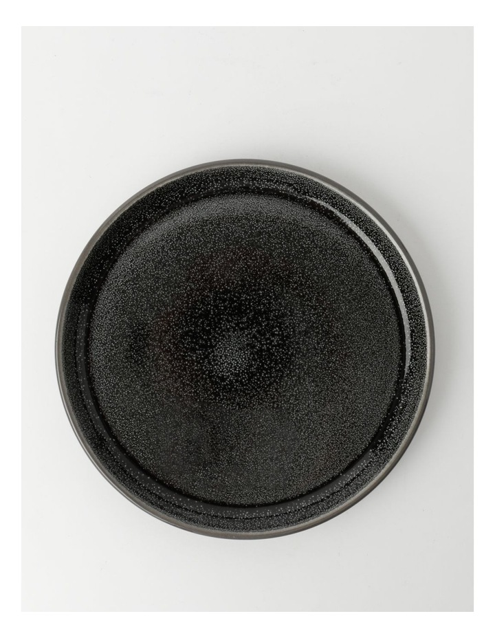 Esperance 20.5cm Side Plate in Charcoal image 1