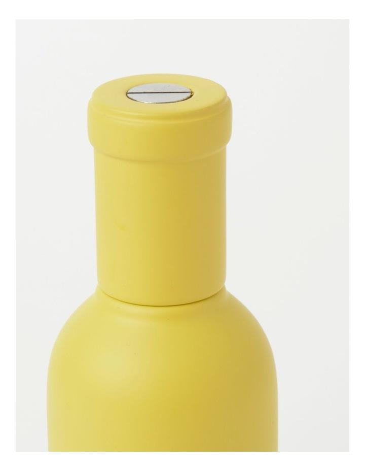 Bottle Salt and Pepper Grinder in Wattle image 2