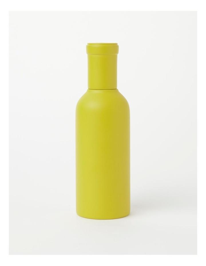 Bottle Salt and Pepper Grinder in Mustard image 1
