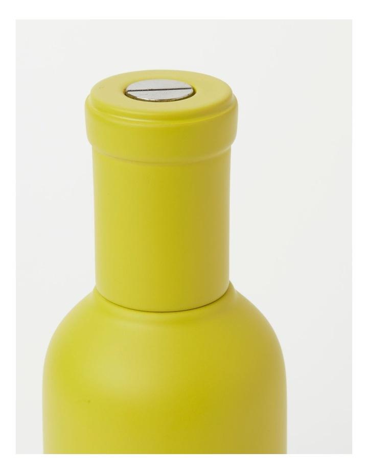 Bottle Salt and Pepper Grinder in Mustard image 2