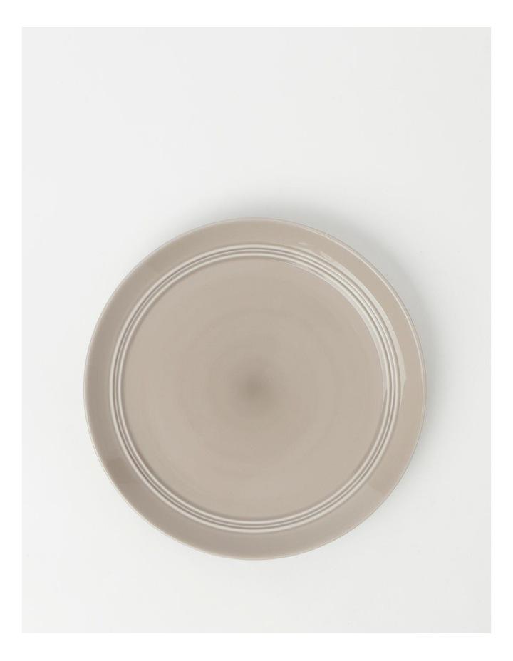 Avenue Side Plate Taupe image 1