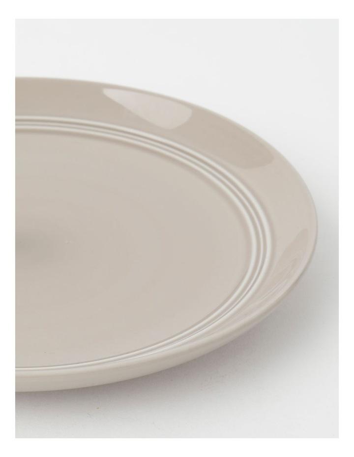 Avenue Side Plate Taupe image 2