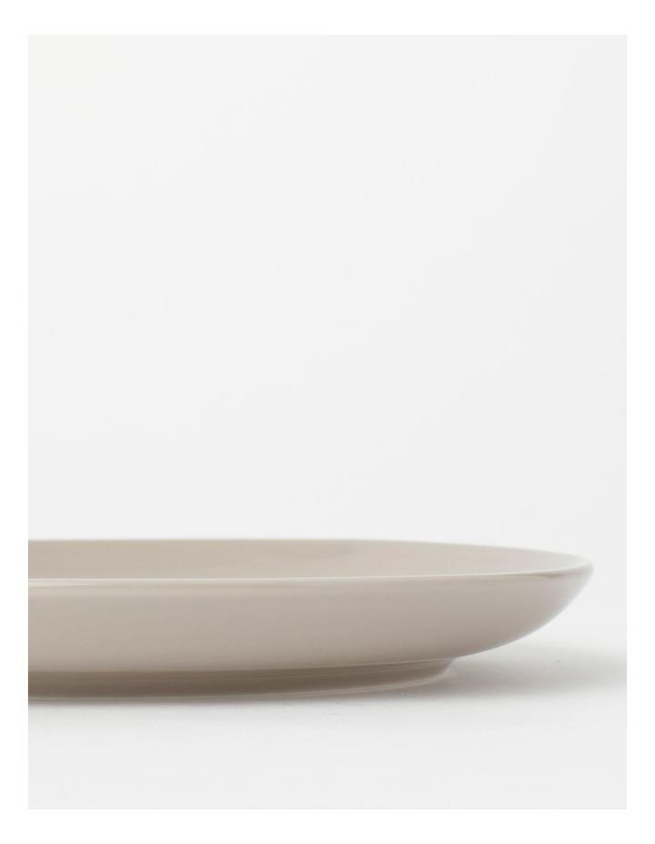 Avenue Side Plate Taupe image 3