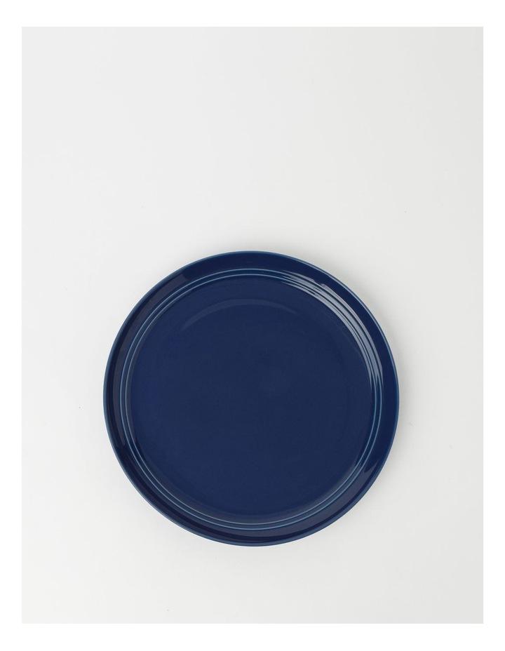 Avenue Dinner Plate Indigo image 2