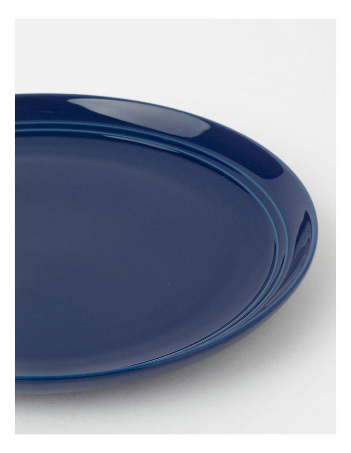 Avenue Dinner Plate Indigo image 3