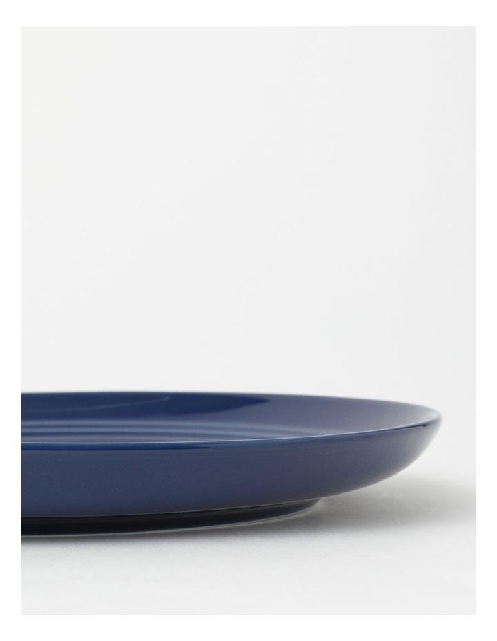 Avenue Dinner Plate Indigo image 4