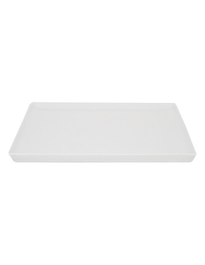Serve Essentials Square Platter  Large  35cm image 1