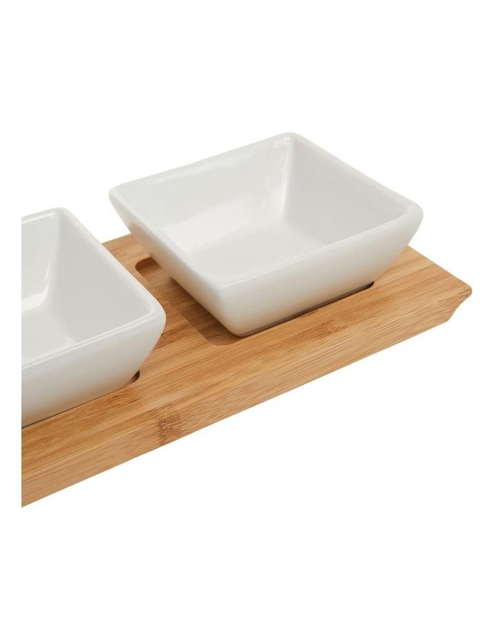 Essentials 4 Piece Stoneware Dip Set image 2