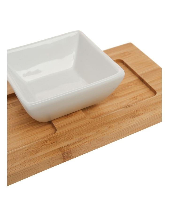 Essentials 4 Piece Stoneware Dip Set image 3