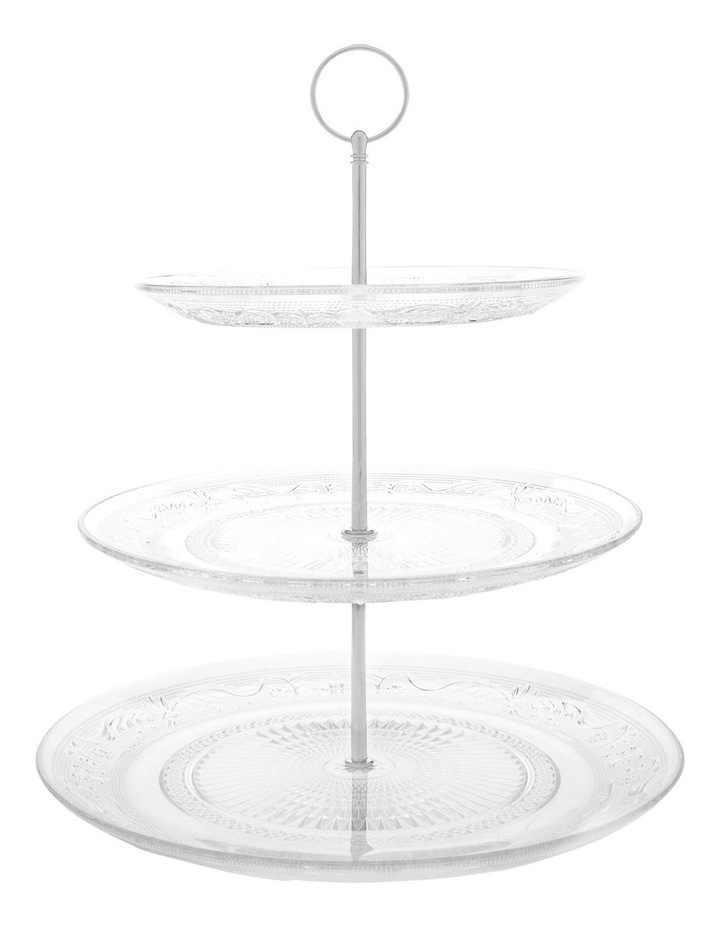 Angelica 3-Tier Cake Plate image 1