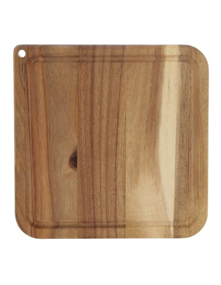 3-Piece Cheese Board & Knife Set image 1