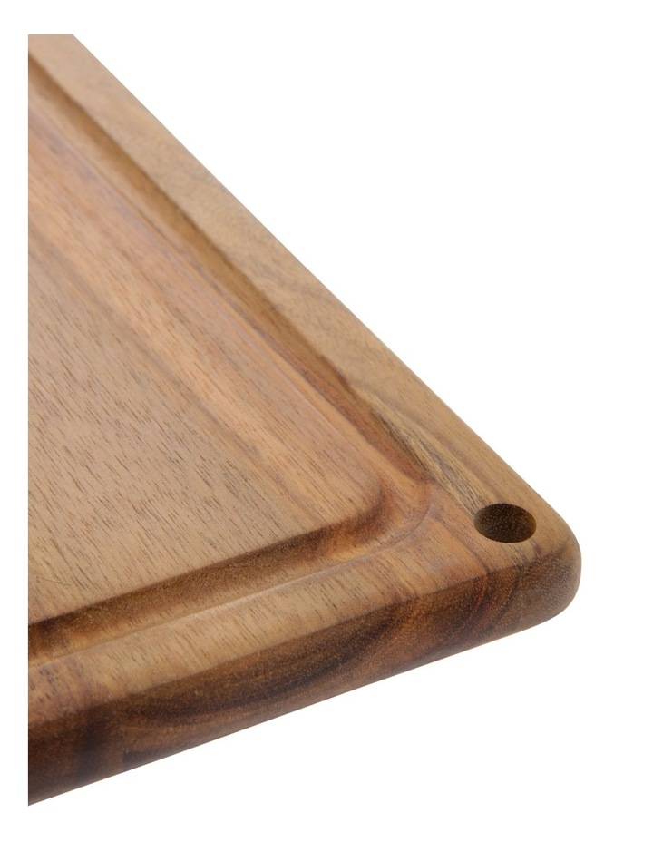 3-Piece Cheese Board & Knife Set image 2