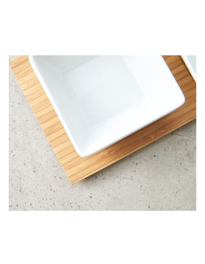 Bowl Set With Tray image 3
