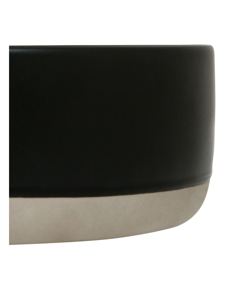 Boyd Serve Bowl  19cm - Matte Black image 2