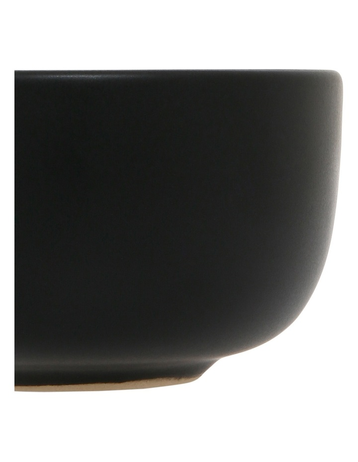 Boyd Pinch Bowl  9cm - Matte Black image 2
