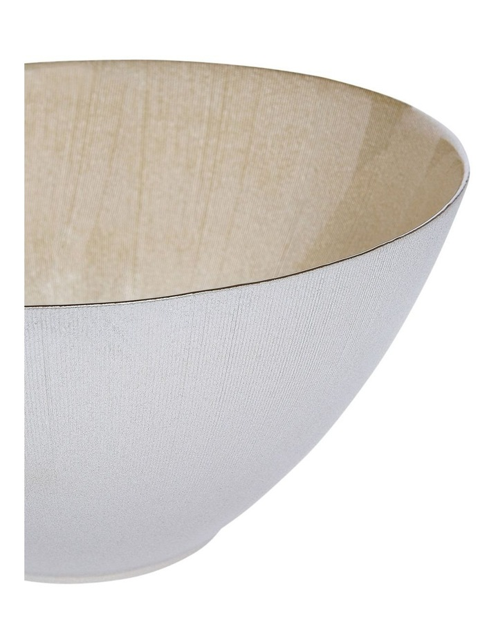 Elite 29cm Deep Bowl Metallic Champagne image 2