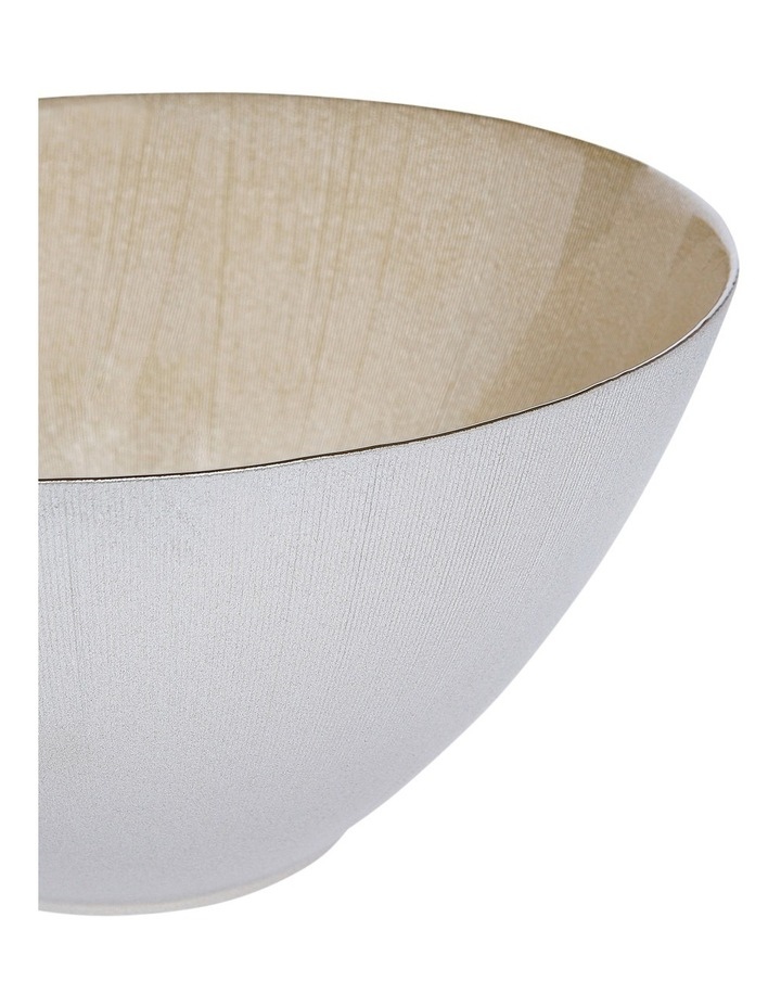 Elite 29cm Deep Bowl Metallic Champagne image 2