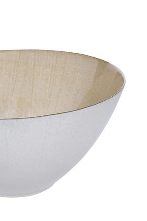 Vue - Elite 29cm Deep Bowl Metallic Champagne