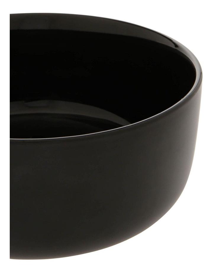 Western Serving Bowl Black 20.4cm image 2