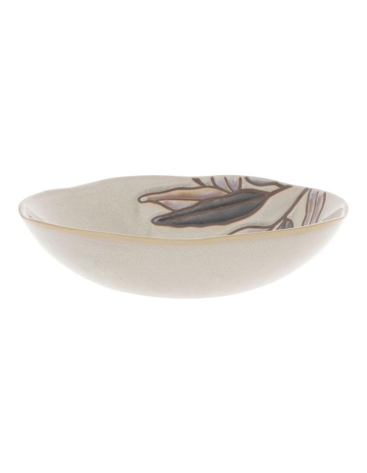Eucalyptus Organic Serving Bowl image 1
